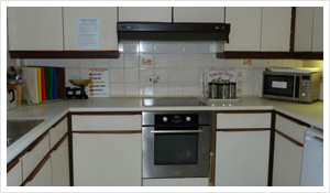 Kitchen Facilities at Keer Sands Care Home